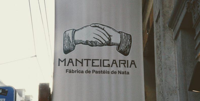 Manteigaria Fábrica de Pastéis de Nata in Lissabon