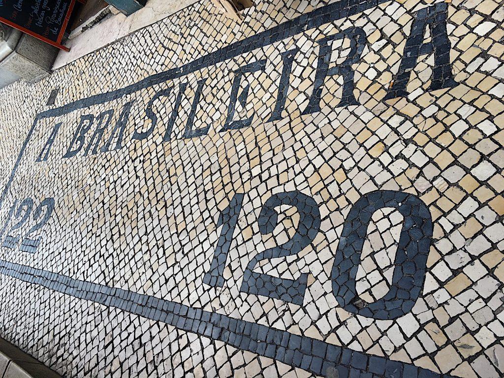 A Brasileira mozaik