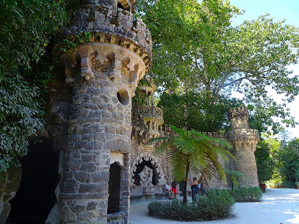 Quinta da Regaleira - toren