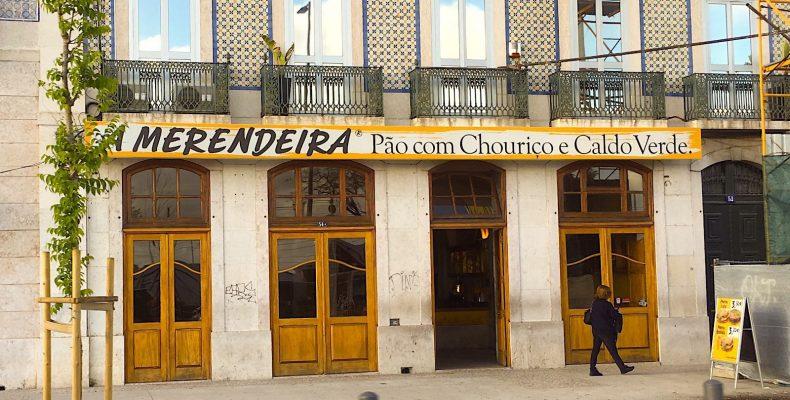 Bakkerij A Merendeira, Lissabon