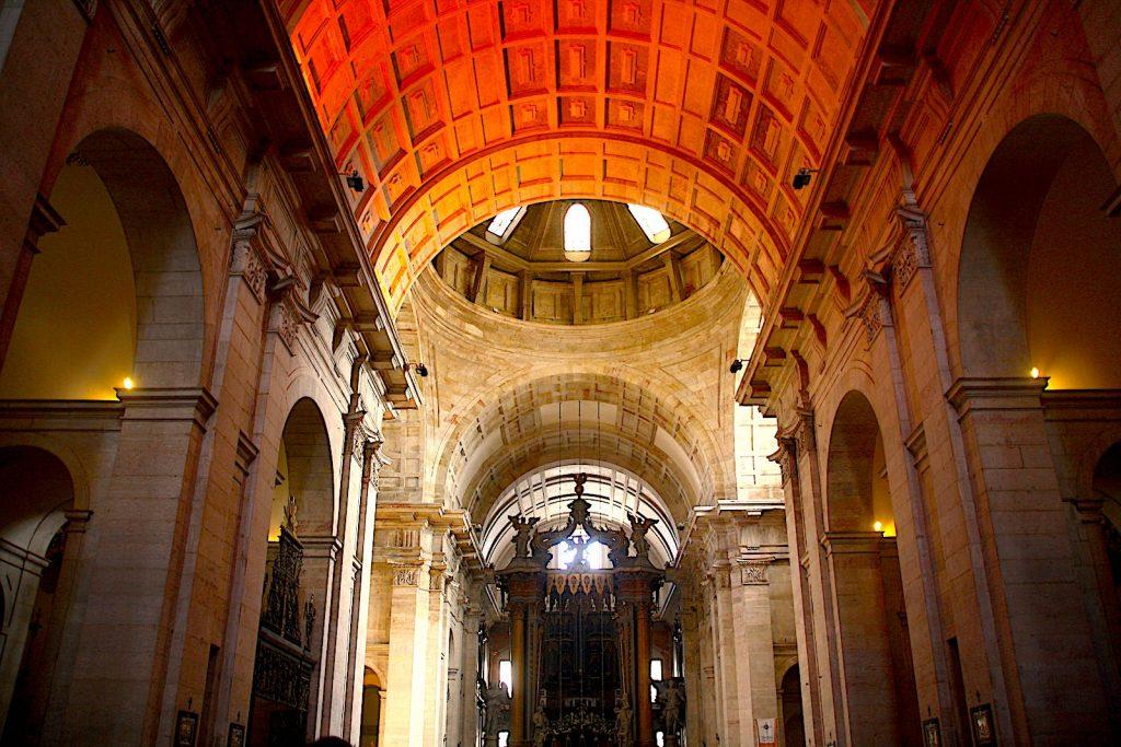 Igreja de São Vicente de Fora, Lissabon