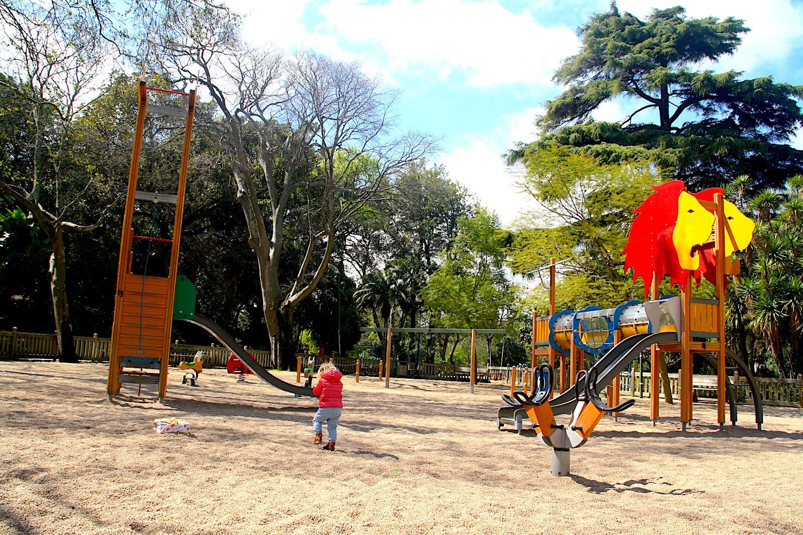Speeltuin in Jardim da Estrela