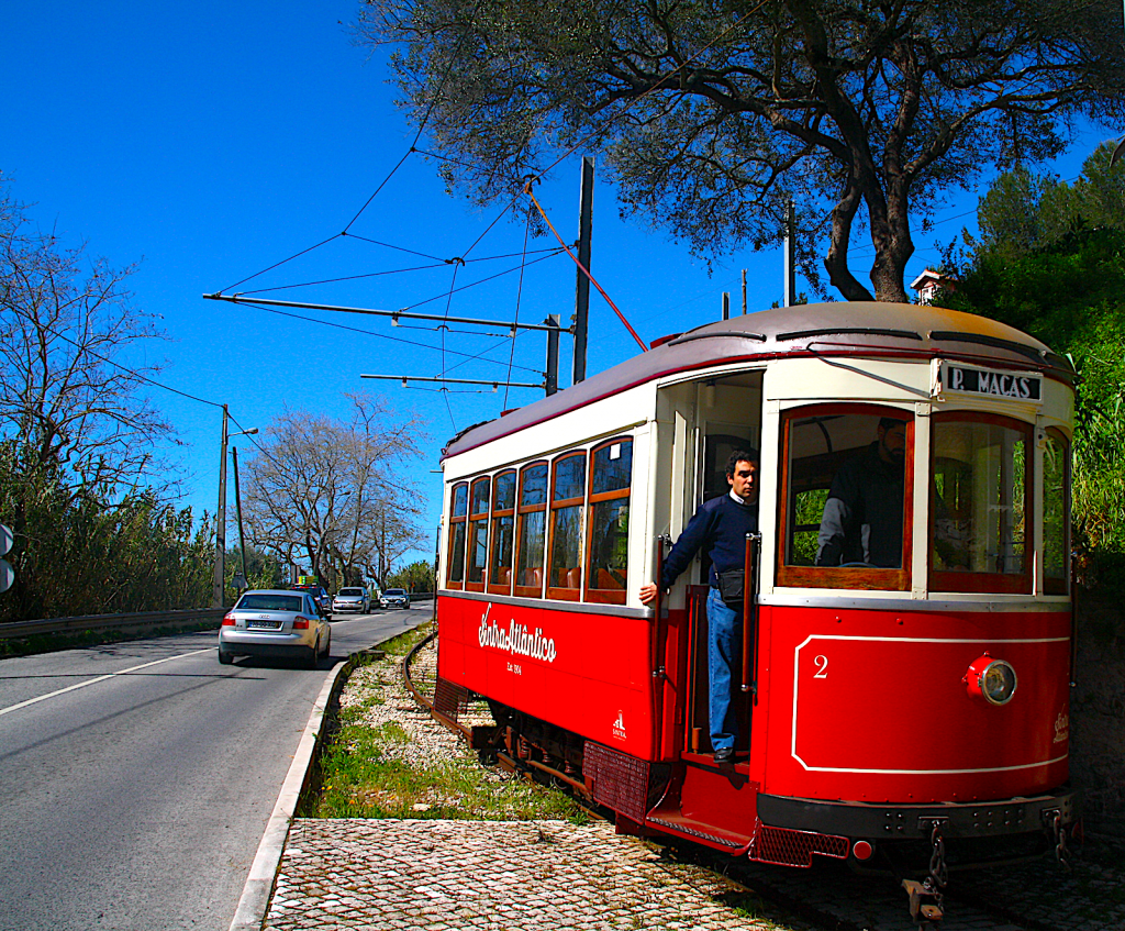 Electrico Sintra met chauffeur