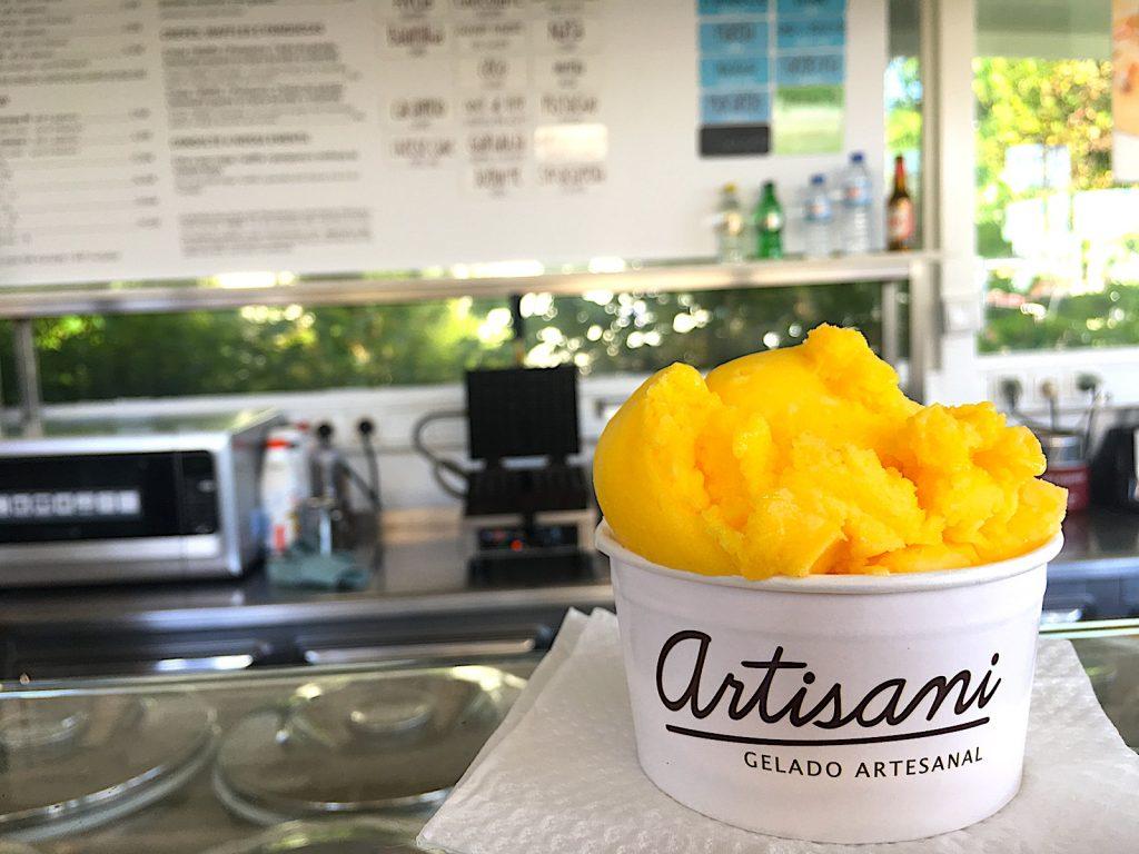 Gelados Artisani - ijs