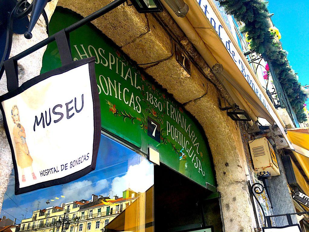 Hospital de Bonecas met museum