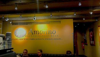 Amorino Chiado ijswinkel logo