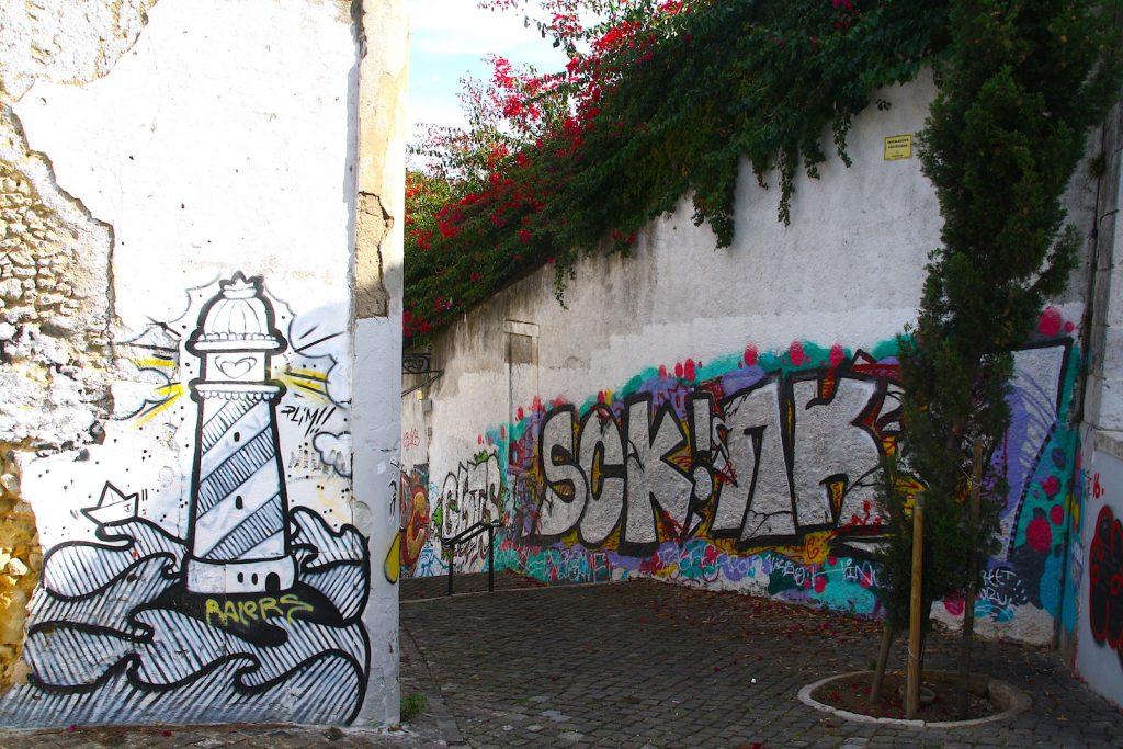 Miradouro Nossa Graffitti