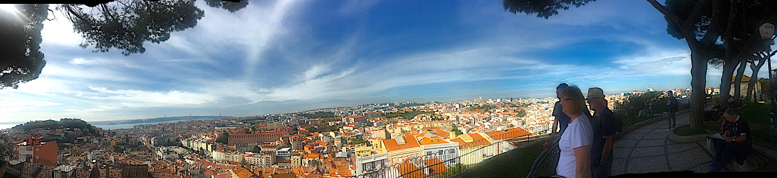 Miradouro Da Nossa Senhora Do Monte Höchster Aussichtspunkt We Heart Lisbon