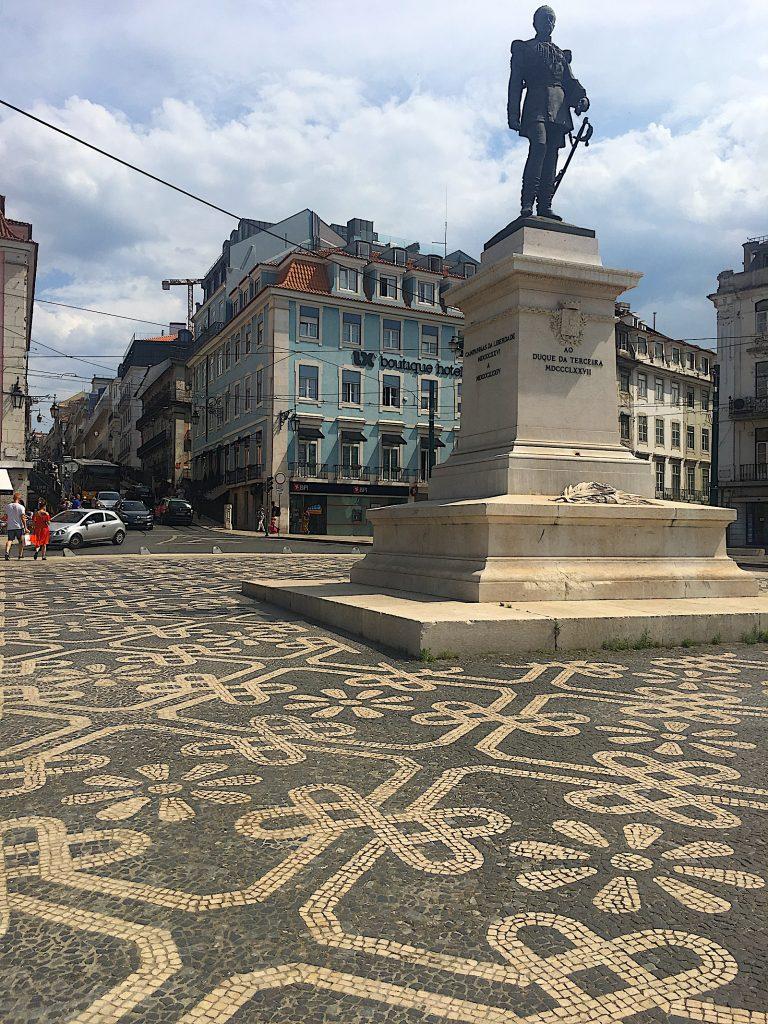 Mozaik Cais de Sodre