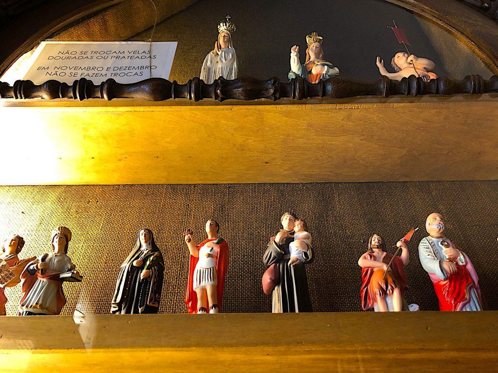 Caza das Vellas - Religious candles