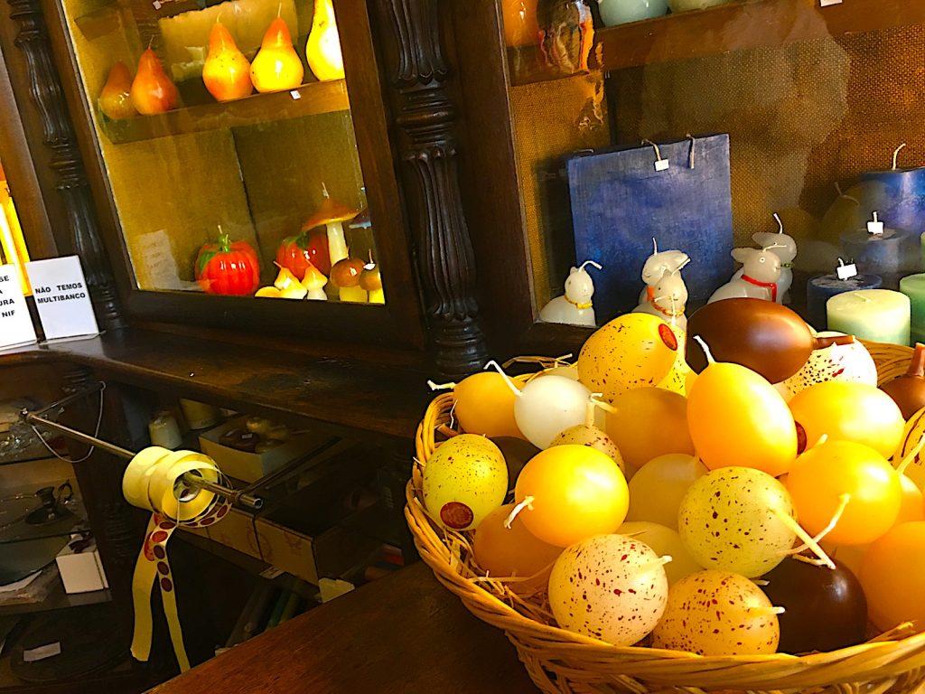 Caza das Vellas - easter eggs