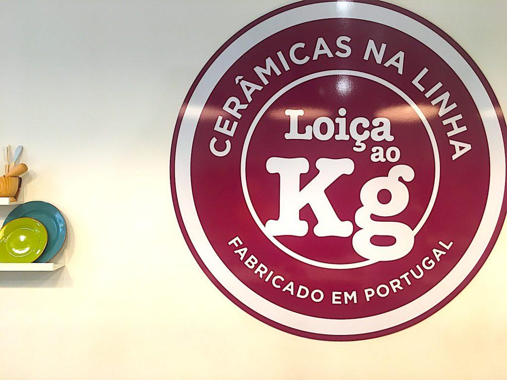 Ceramicas na linha Logo