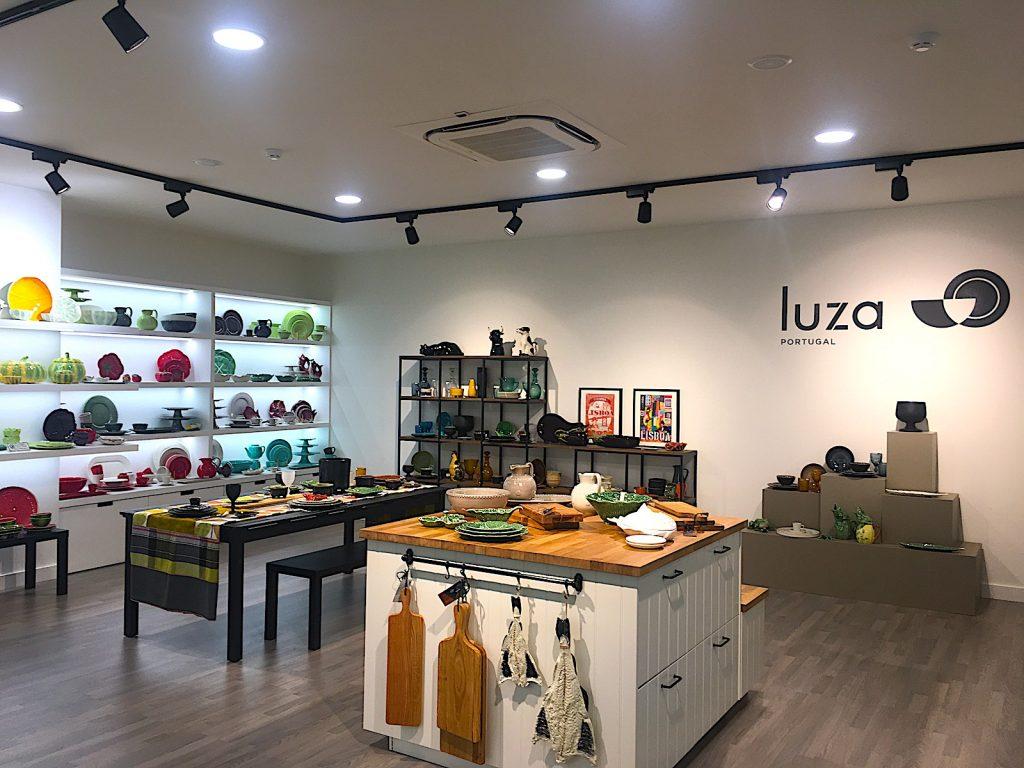 Ceramicas na linha - Luza hoek