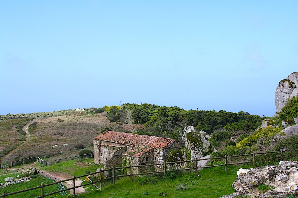Convento da Peninha - stallen