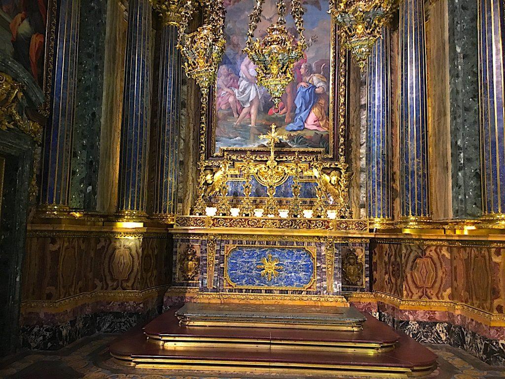 Igreja de São Roque Capela de São João Baptista