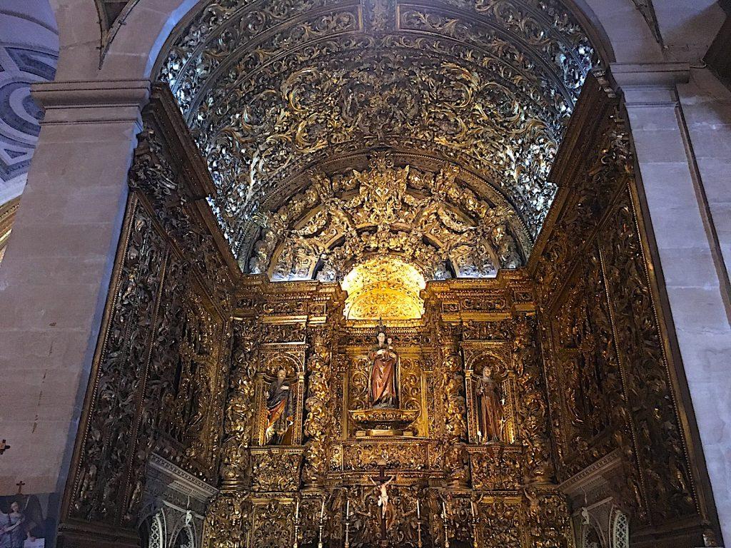Igreja sao roque Lisboa Kapel