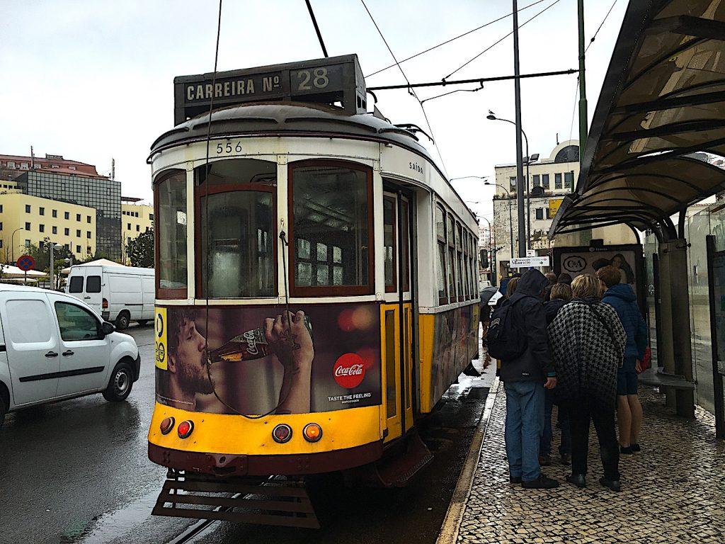 Tram 28 Martin Monez