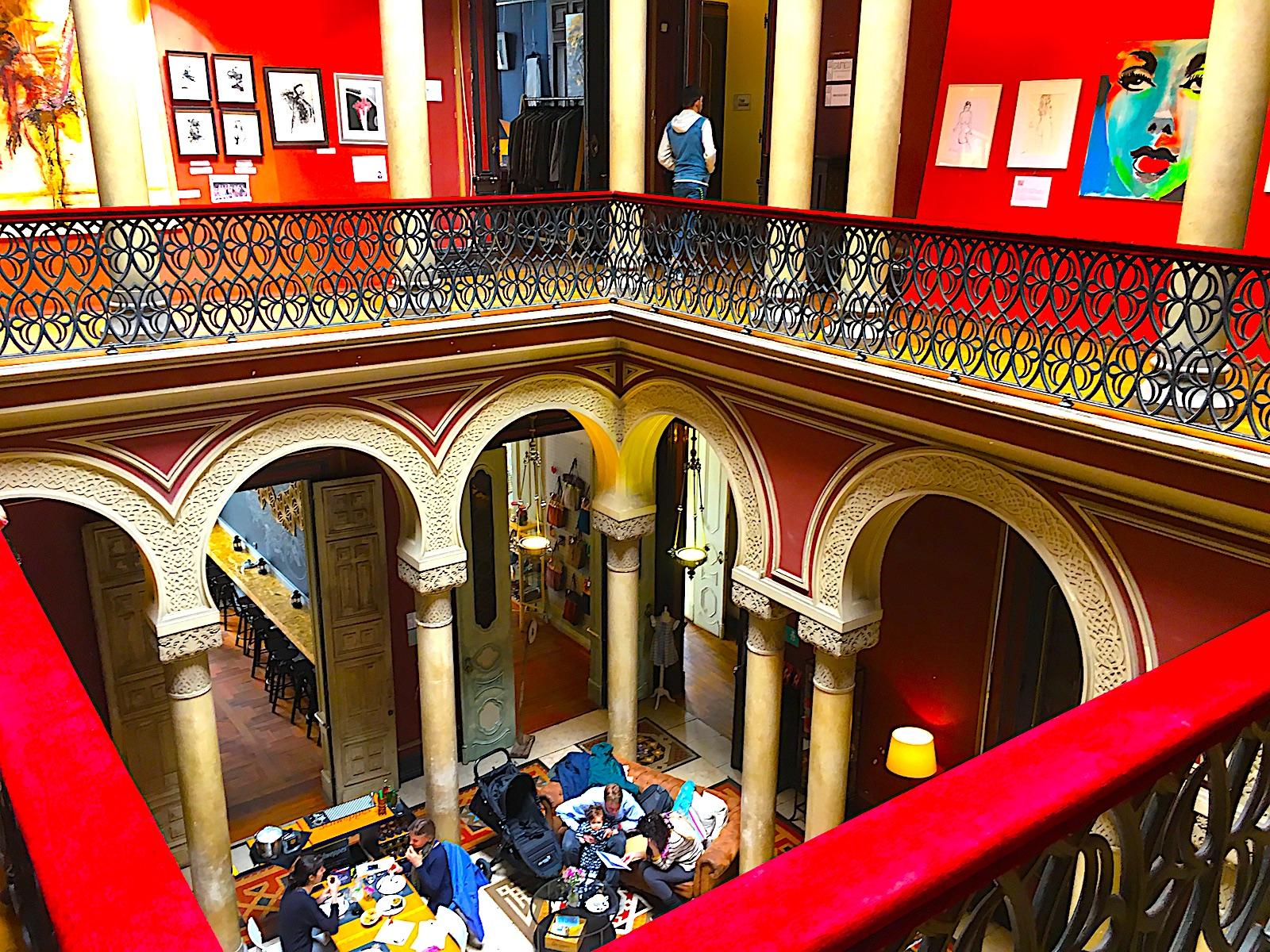 Embaixada expositie