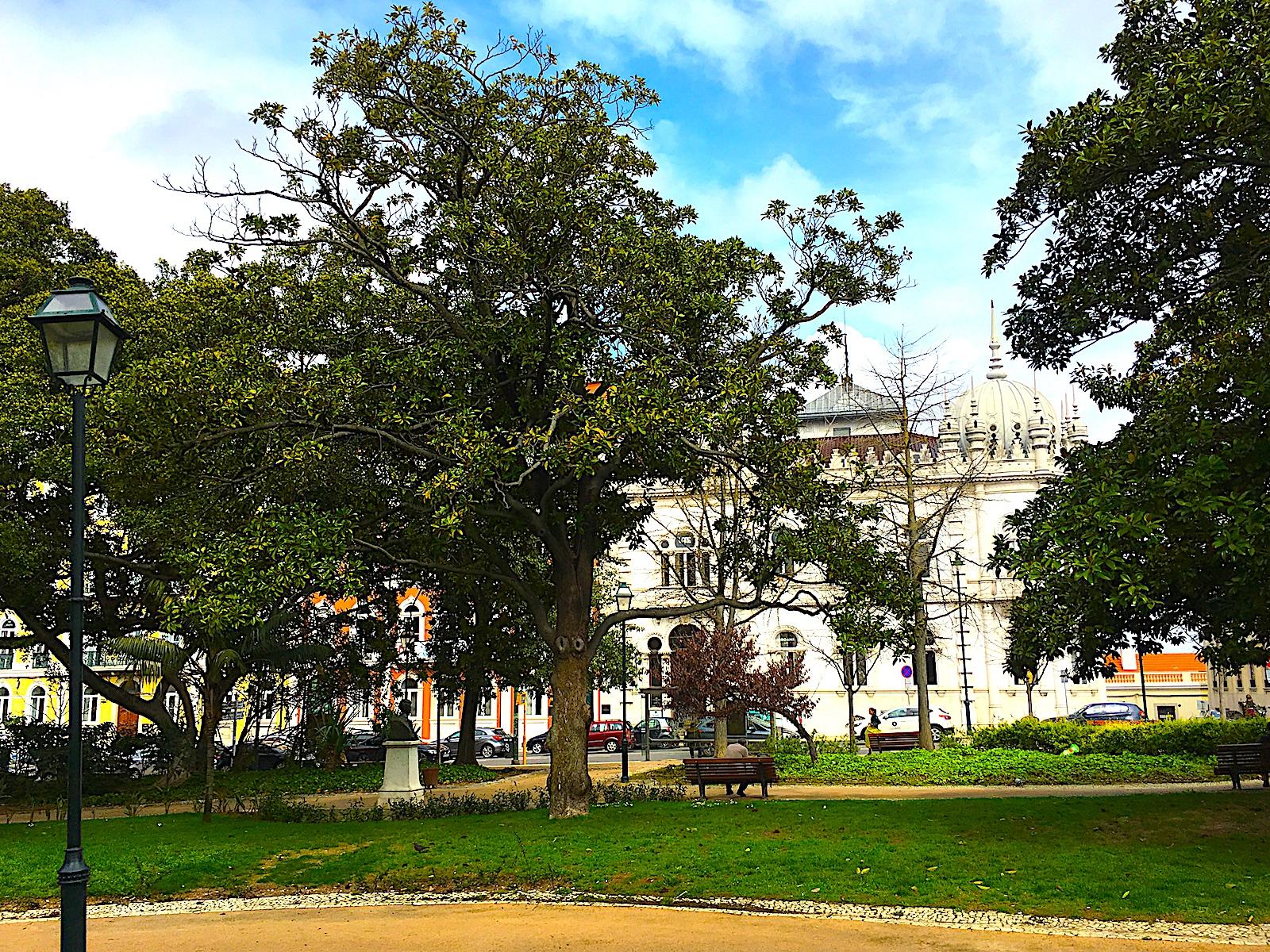 Embaixada toren