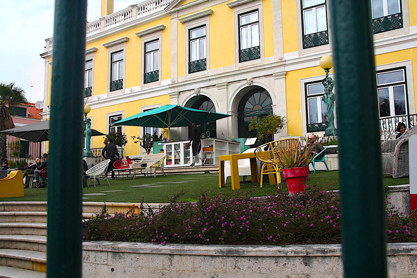 Restaurante Pharmacia terras