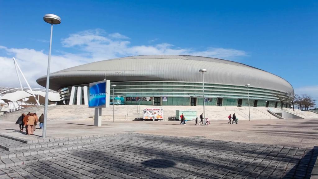 Meo Arena Lissabon