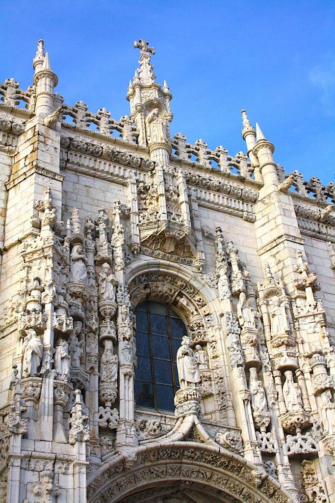 Mosteiro dos Jerónimos ingang