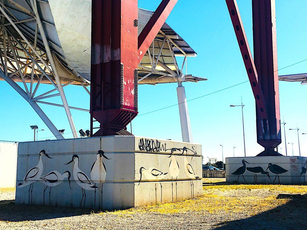 doca pilaren ponte