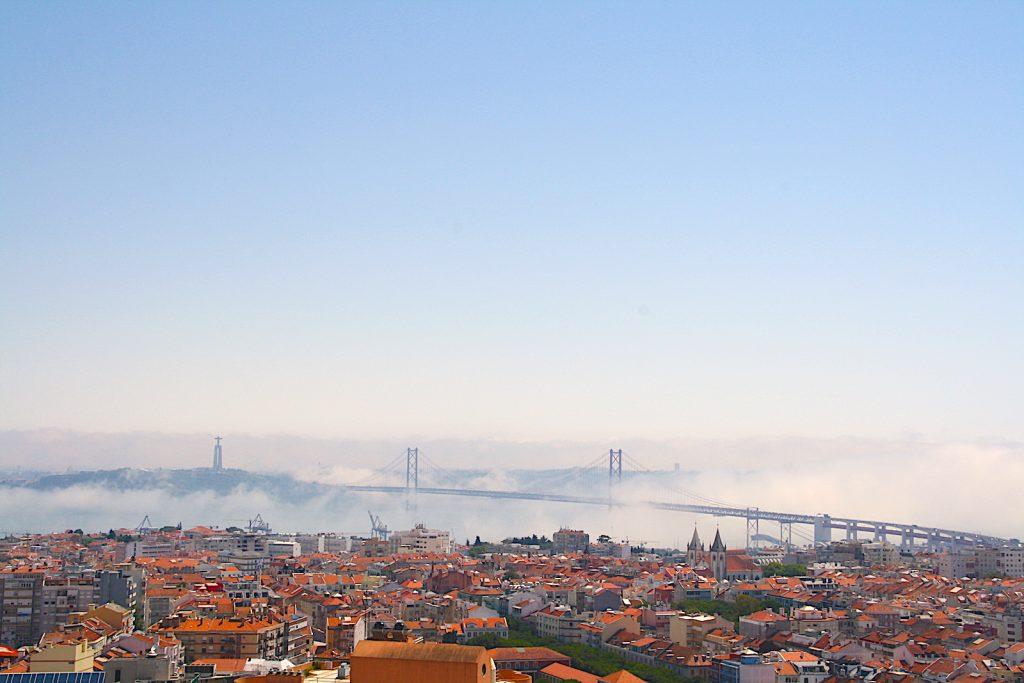 Amoreiras Panorama 360 View Cristo Rei Ponte 25 Abril