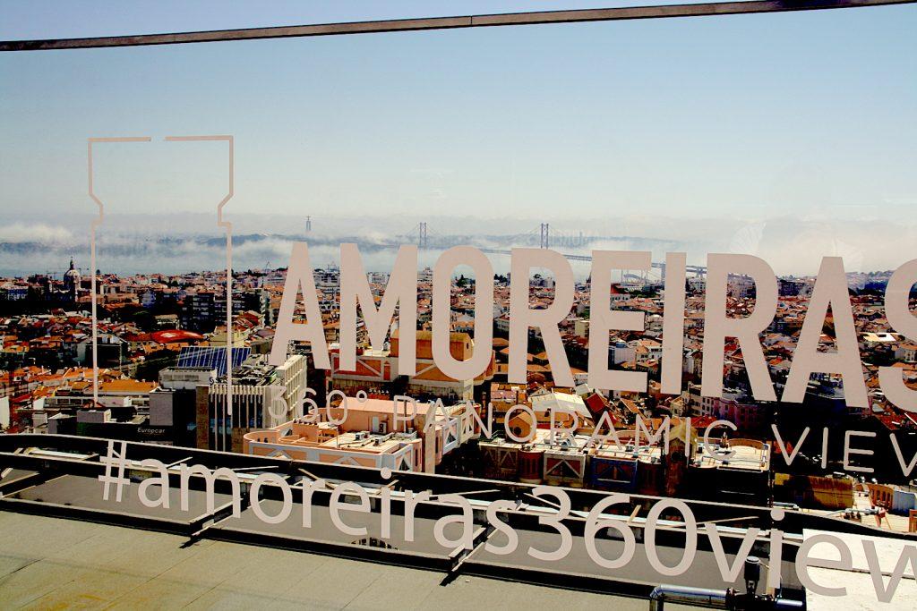Amoreiras Panorama 360 View #AMOREIRAS360VIEW