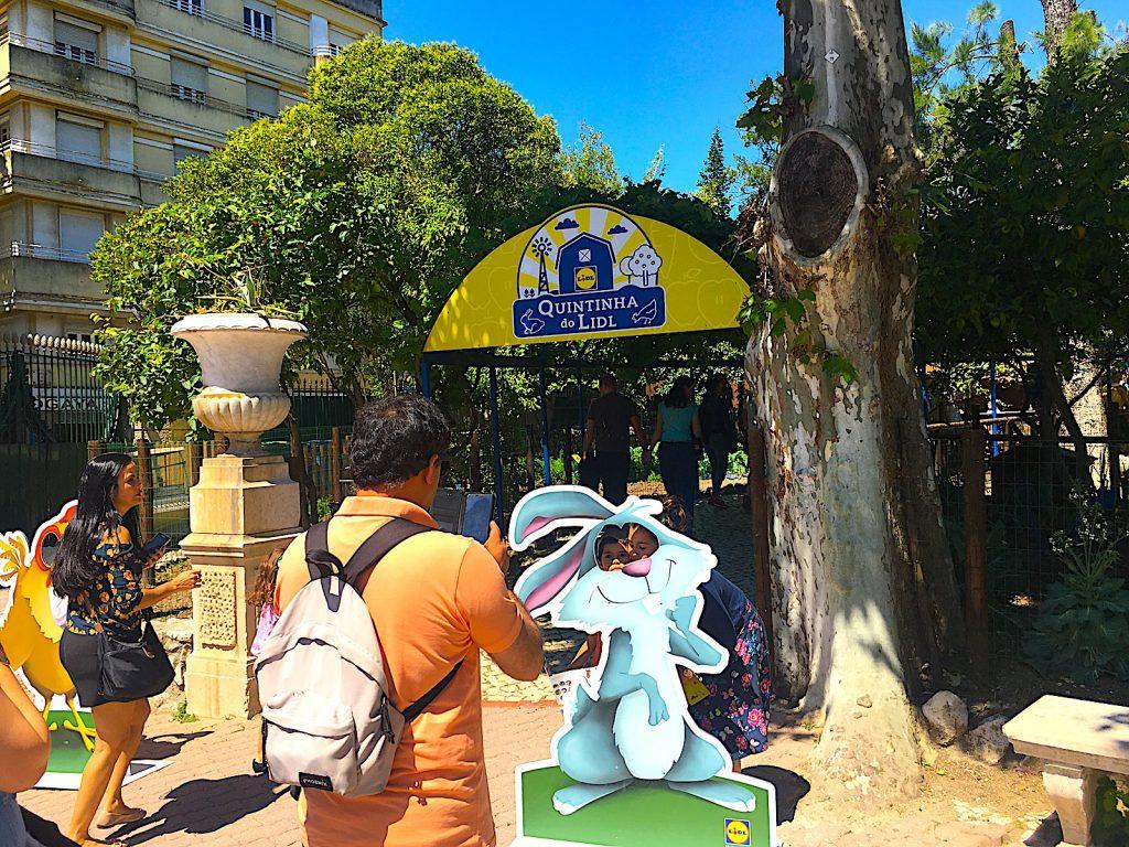 dierentuin lissabon moestuin lidl