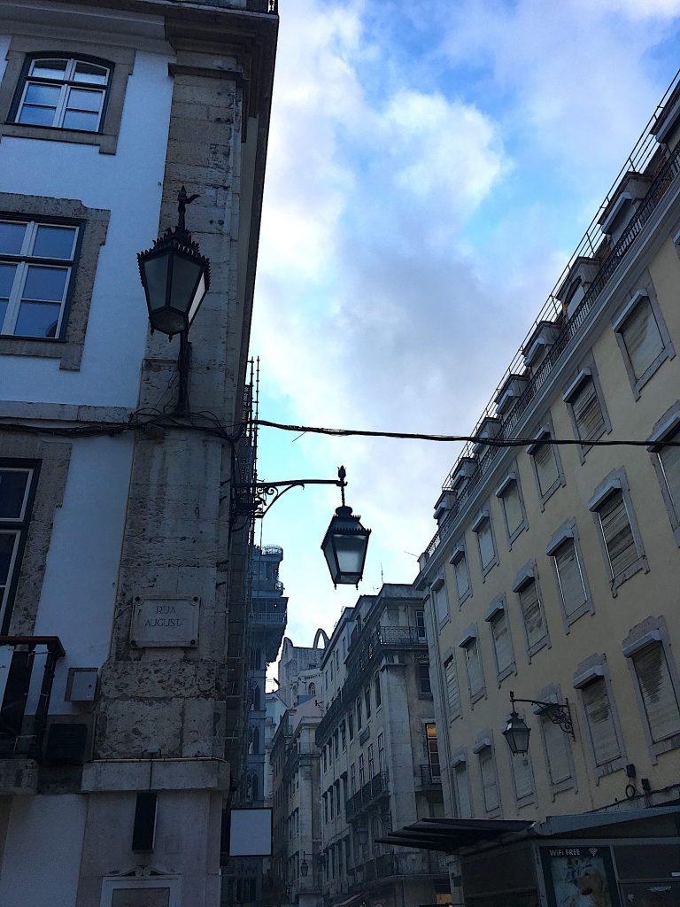 Baixa gebouwen