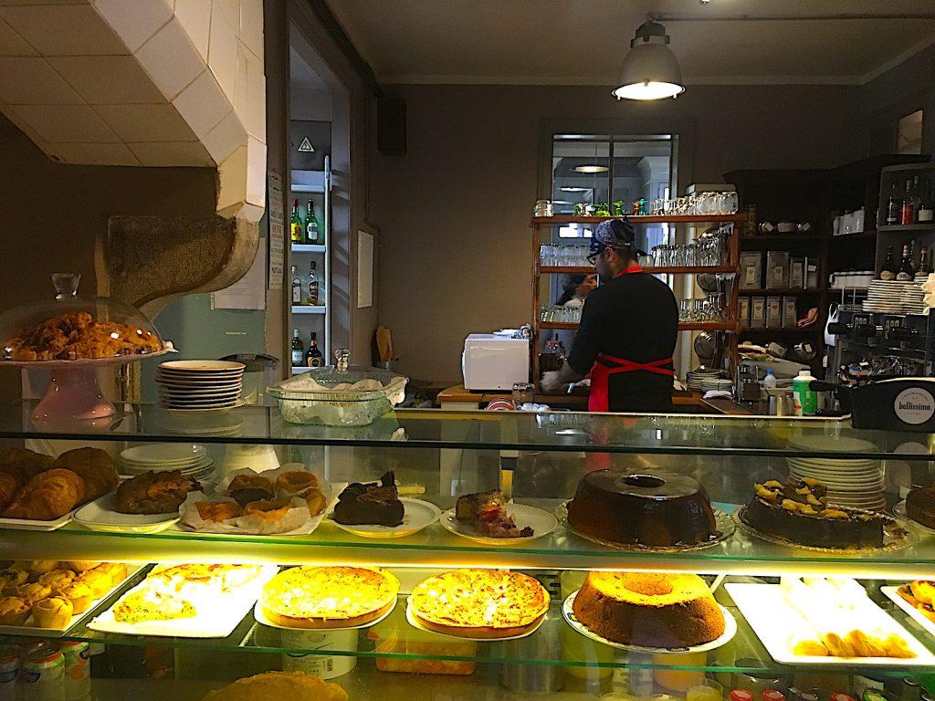 Cafe Saudade taarten