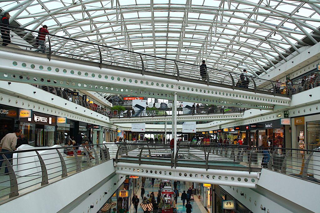 Vasco da gama shopping mall
