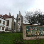 Igreja do Santo Condestável achterkant