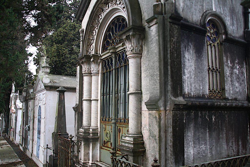 Cemitério dos Prazeres kerkje
