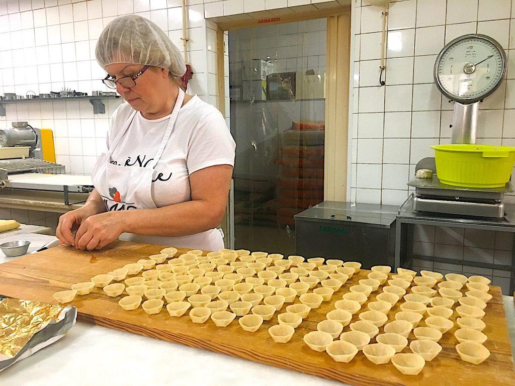 Fábrica de Queijadas - Recordação de Sintra kleine queijades