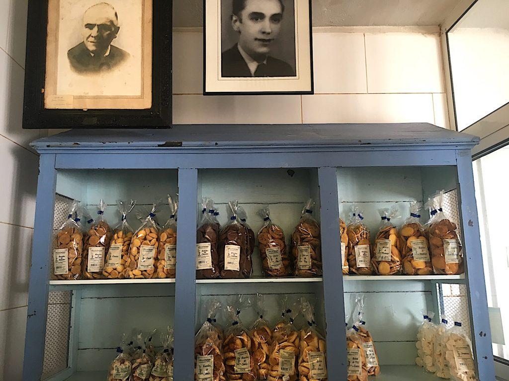 Fábrica de Queijadas - Recordação de Sintra - koekjes