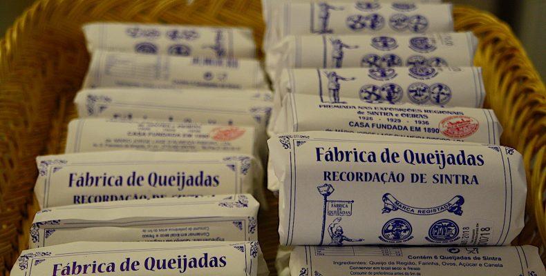 Fábrica de Queijadas - Recordação de Sintra rollen koekjes