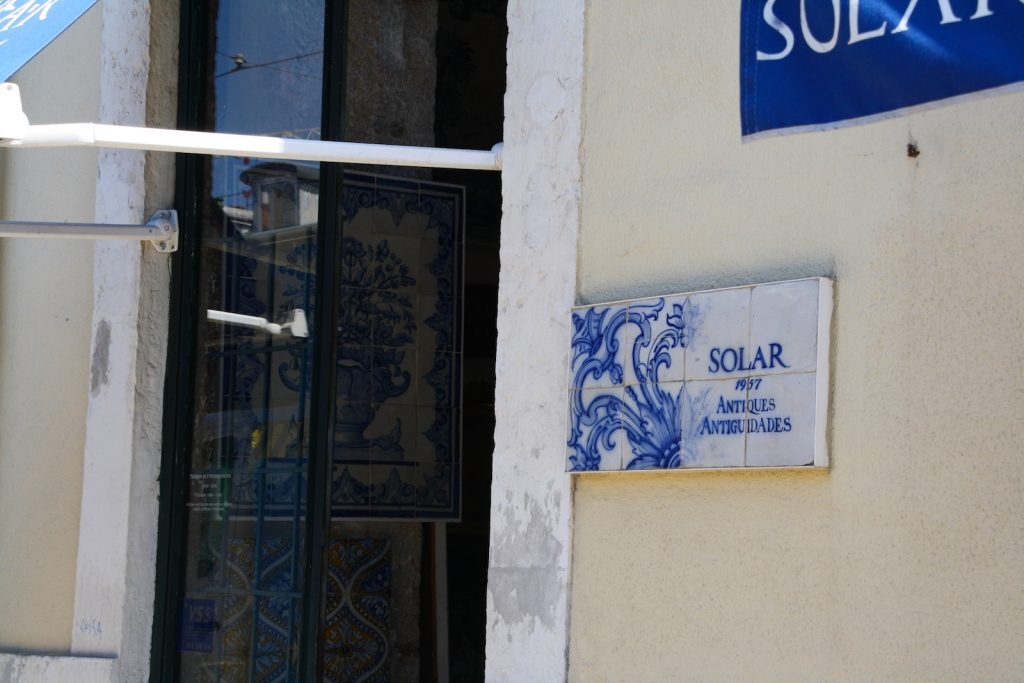 Solar ingang