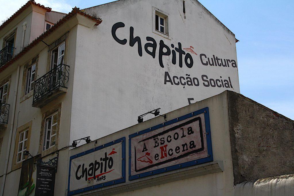 Chapito gevel