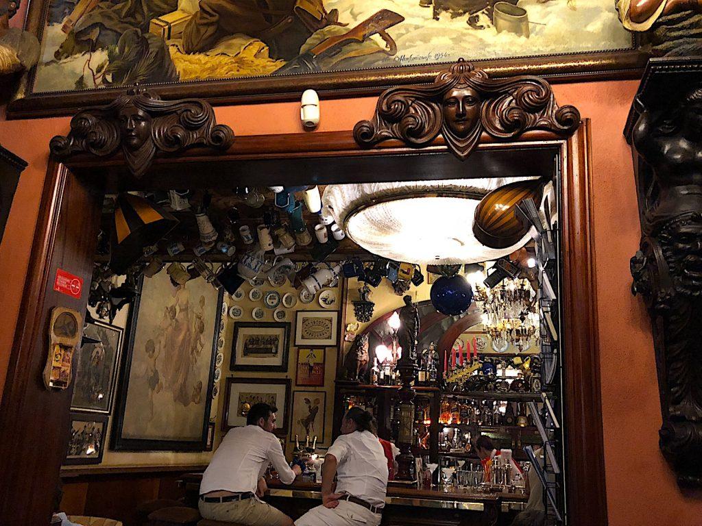 Pavilhão Chinês bar