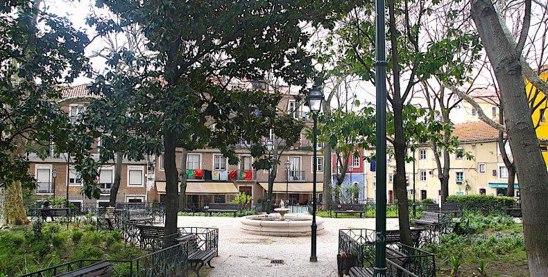 Praça das Flores overzicht``
