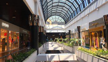 Centro Comercial Amoreiras - etage
