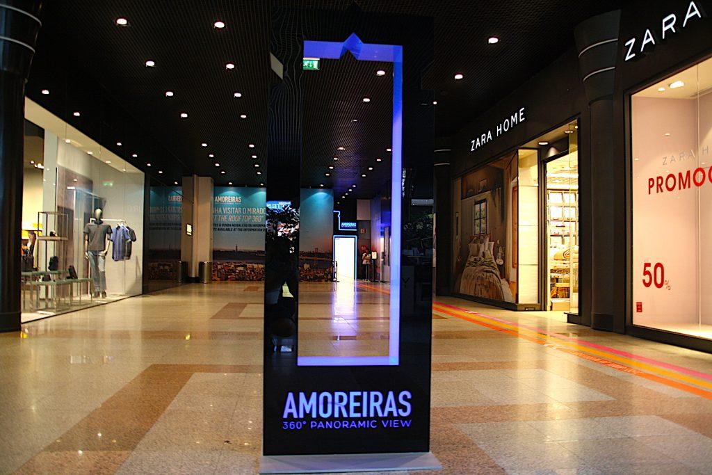Centro Comercial Amoreiras - view