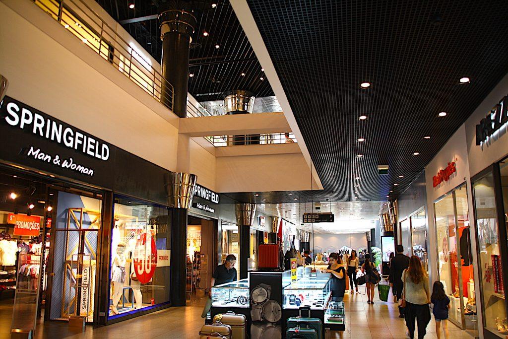 Centro Commercial Amoreiras - gang