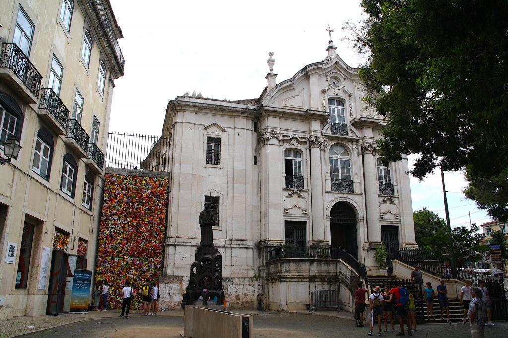 Igreja de Santo António de Lisboa - voor