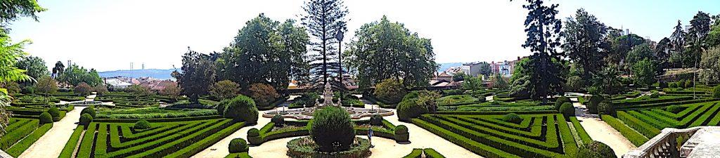 Jardim Botânico de Ajuda overzicht