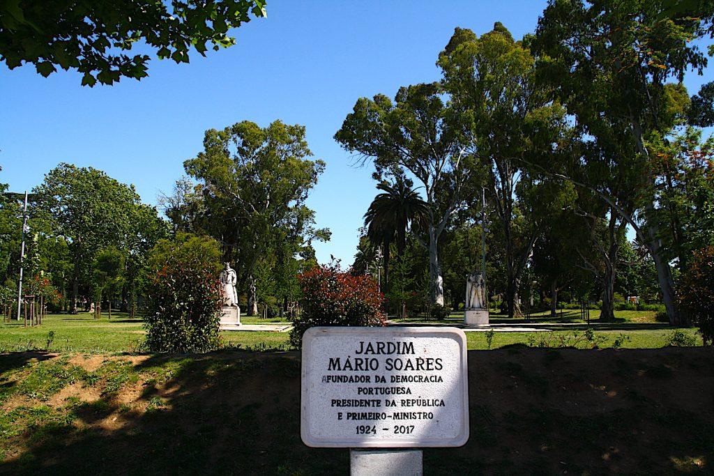 Jardim Campo Grande - mario soares