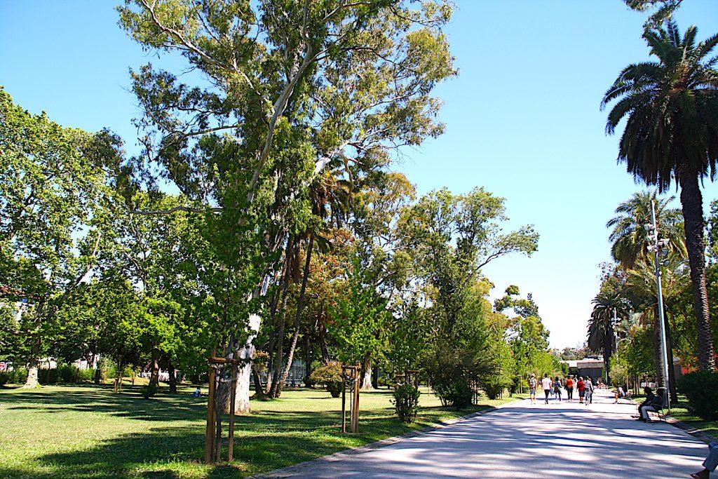 Jardim Campo Grande - wandelpad