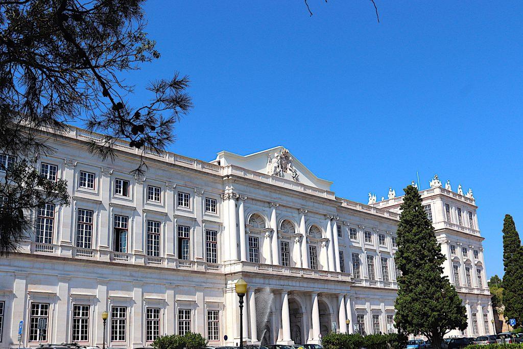 Palácio Nacional da Ajuda geven